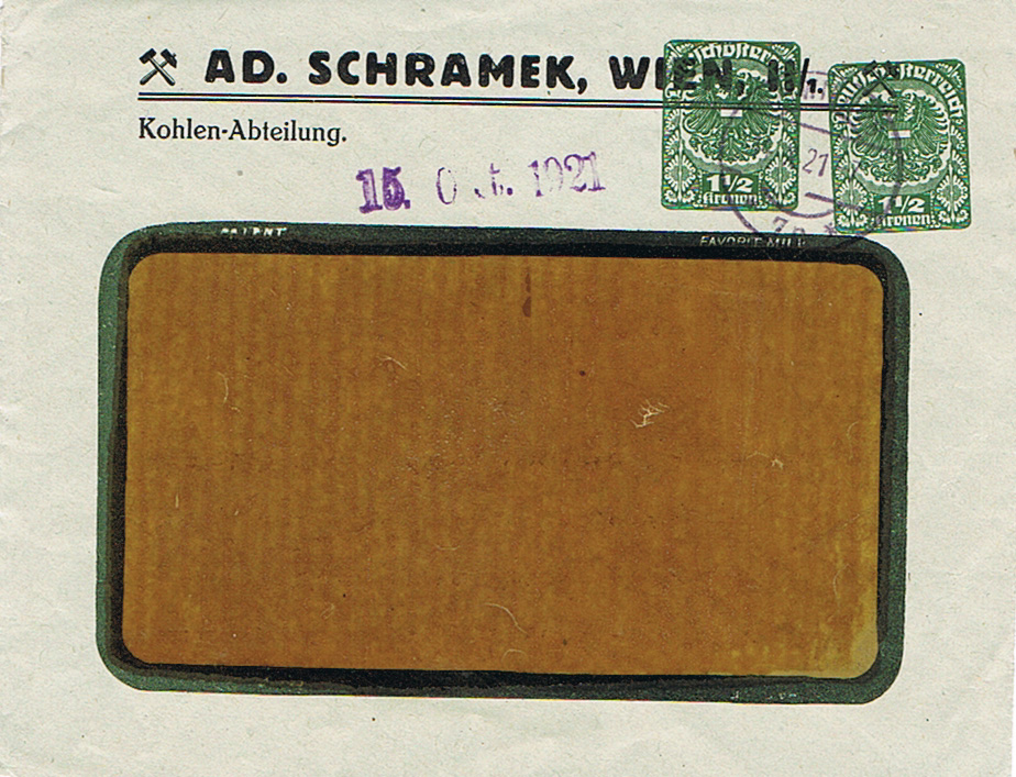 Inflation in Österreich - Belege - 1918 bis 1925 - Seite 19 Bu10