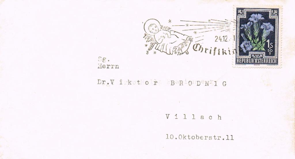Sammlung Bedarfsbriefe Österreich ab 1945 - Seite 14 Ch10