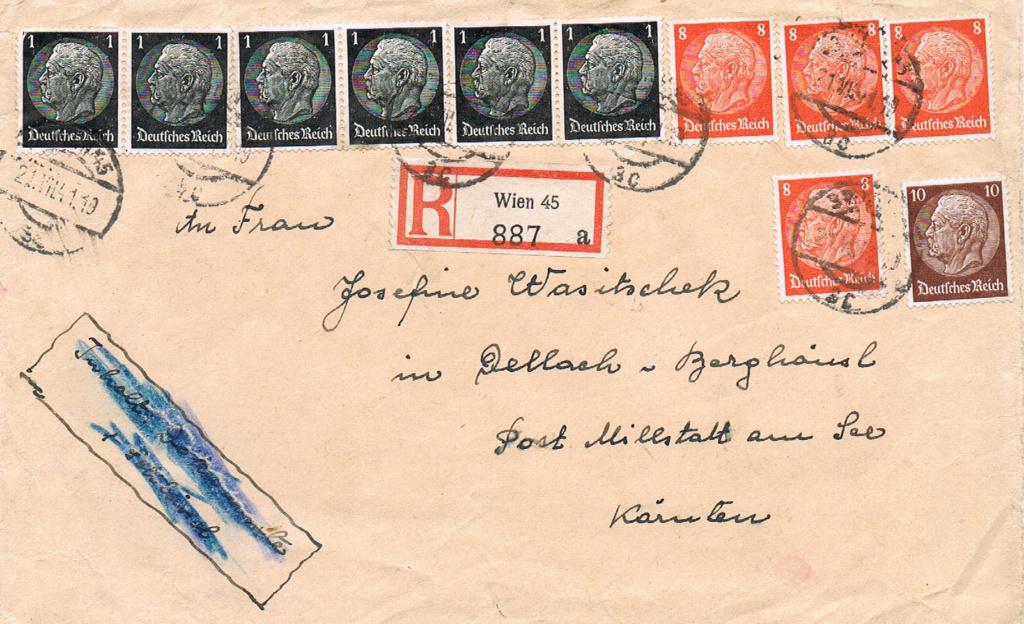 Österreich im III. Reich (Ostmark) Belege - Seite 17 Der110