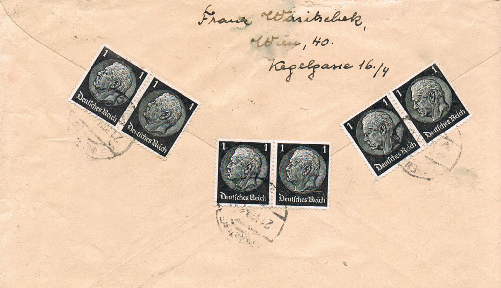 Österreich im III. Reich (Ostmark) Belege - Seite 17 Der210