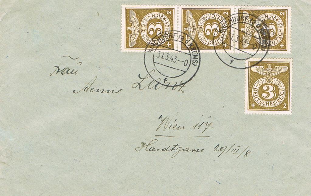 Österreich im III. Reich (Ostmark) Belege - Seite 17 Dr13