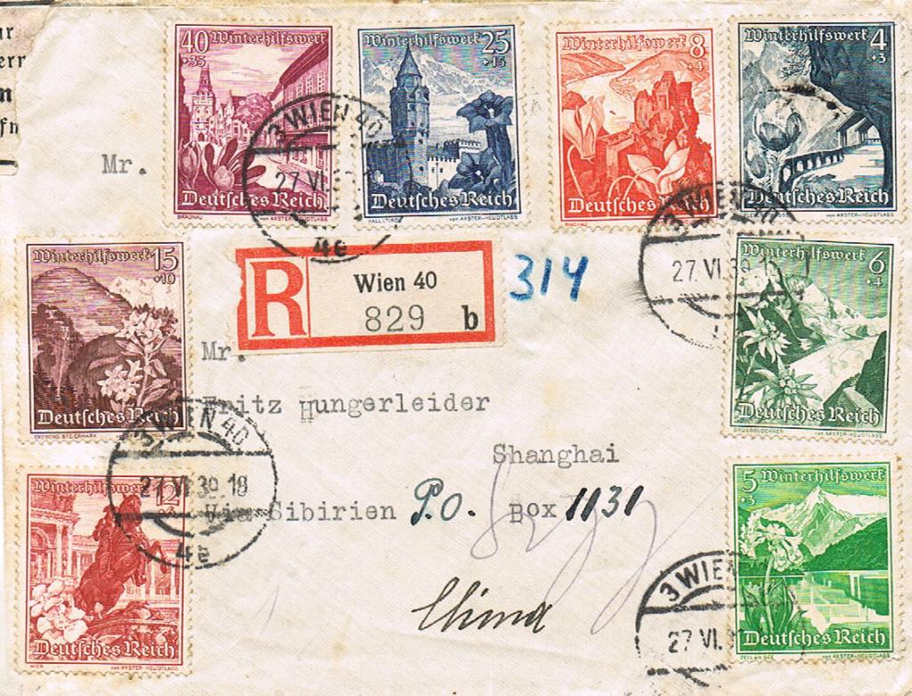 Österreich im III. Reich (Ostmark) Belege - Seite 17 Dr16