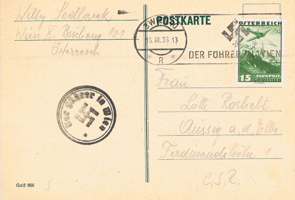 Österreich im III. Reich (Ostmark) Belege - Seite 17 Dr17