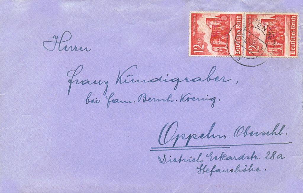 Österreich im III. Reich (Ostmark) Belege - Seite 17 Dr210