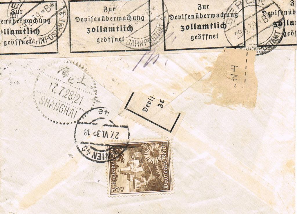 Österreich im III. Reich (Ostmark) Belege - Seite 17 Dr213