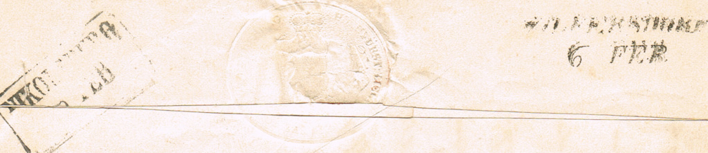 Die erste Österreichische Ausgabe 1850 - Seite 22 Feldsb12