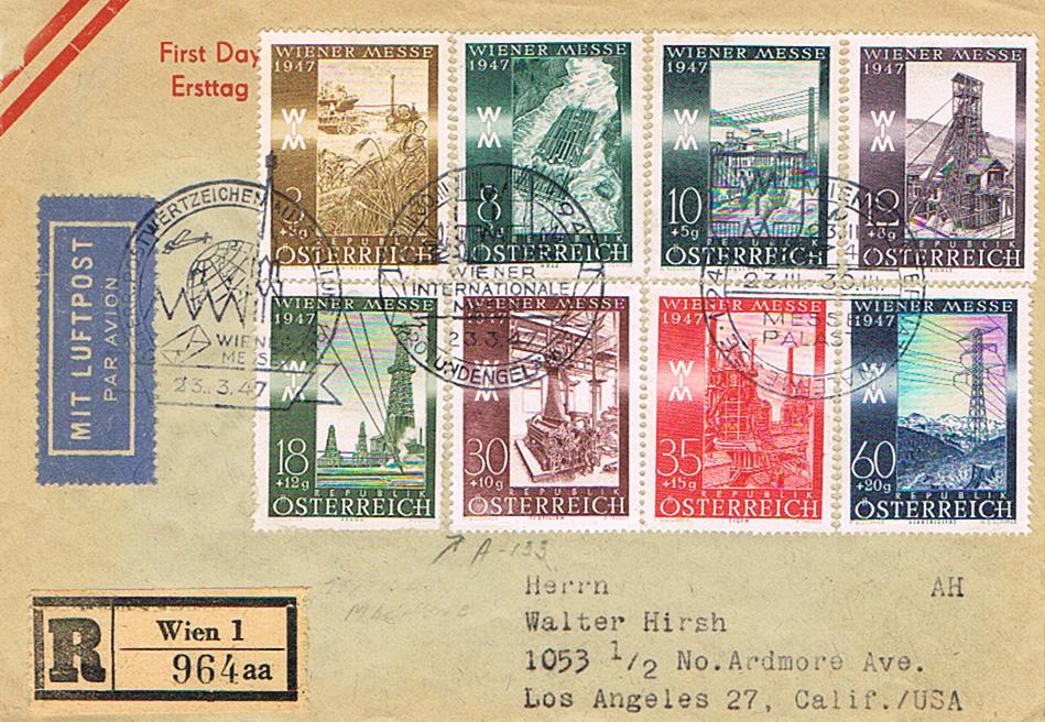 Sammlung Bedarfsbriefe Österreich ab 1945 - Seite 10 Fl10