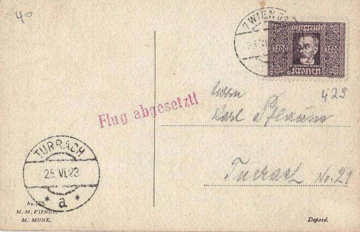 Inflation in Österreich - Belege - 1918 bis 1925 - Seite 19 Fl12