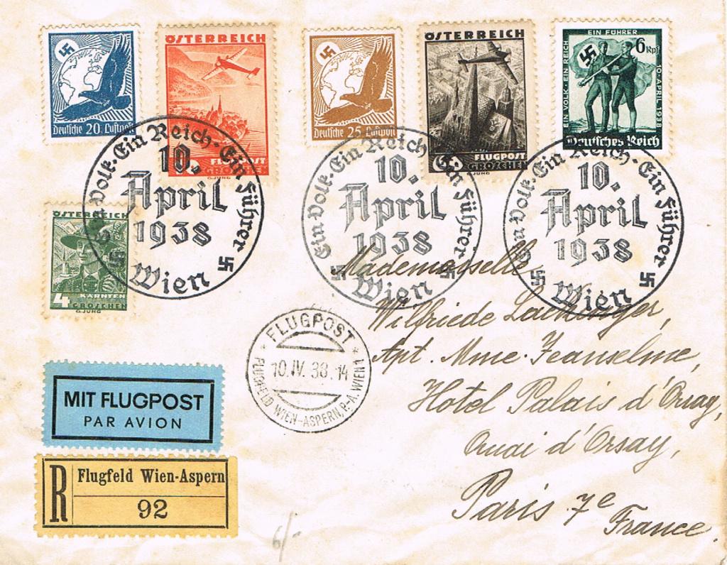Österreich im III. Reich (Ostmark) Belege - Seite 16 Fl18
