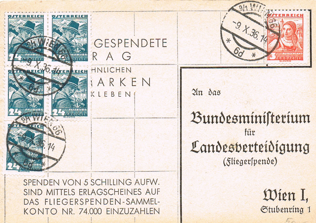 Österreich 1925 - 1938 - Seite 13 Fl19