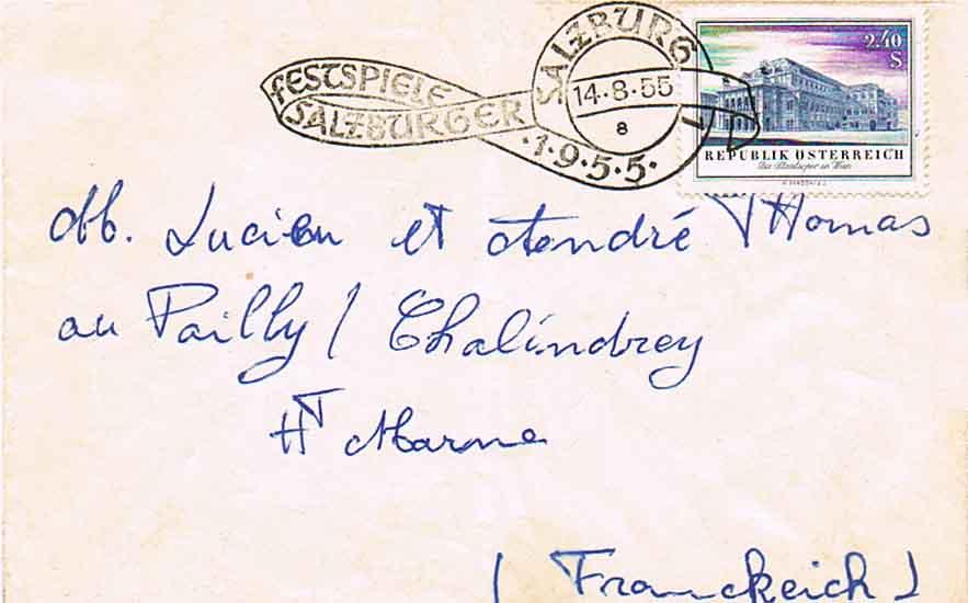 Sammlung Bedarfsbriefe Österreich ab 1945 - Seite 12 Fs10