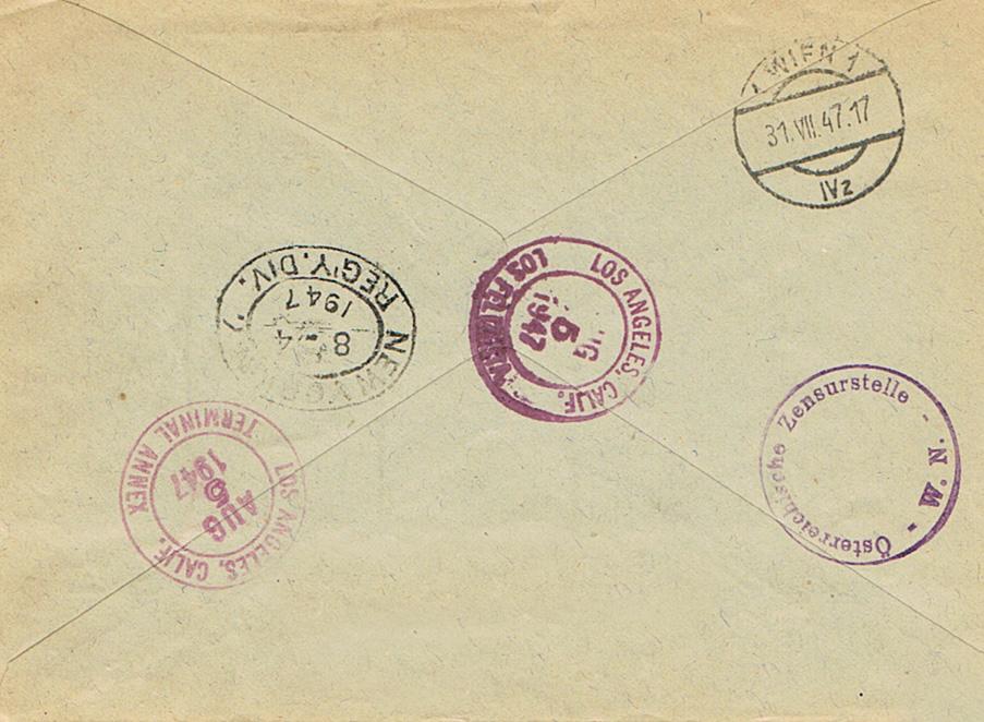 Sammlung Bedarfsbriefe Österreich ab 1945 - Seite 10 Gn10