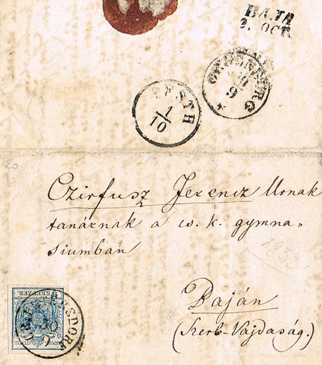 Die erste Österreichische Ausgabe 1850 - Seite 21 Grp10