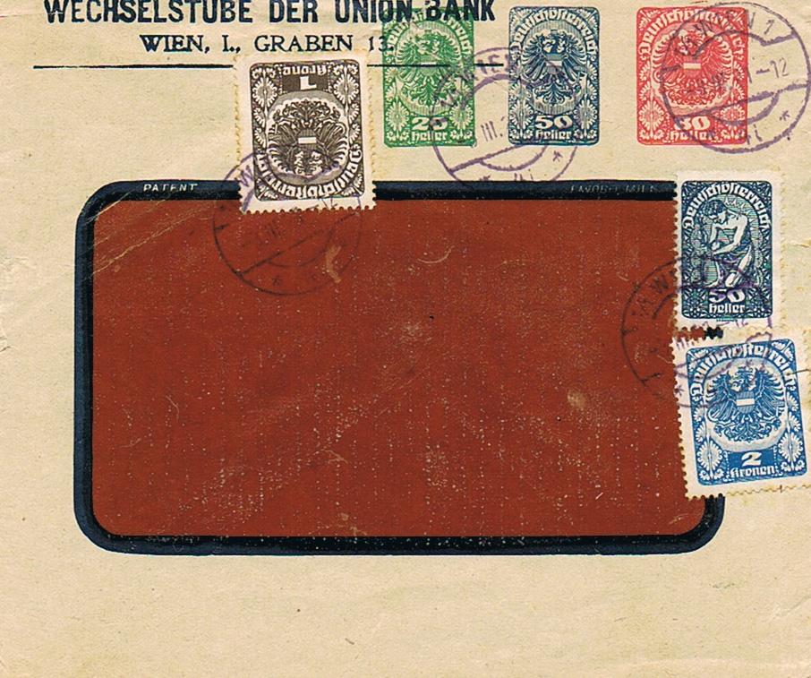 Inflation in Österreich - Belege - 1918 bis 1925 - Seite 20 If14