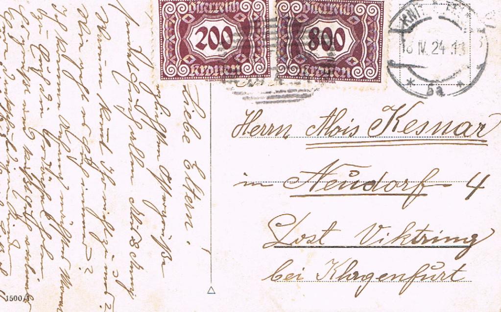 Inflation in Österreich - Belege - 1918 bis 1925 - Seite 17 Ifl10