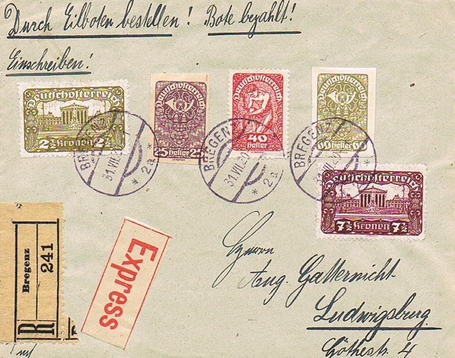 Inflation in Österreich - Belege - 1918 bis 1925 - Seite 20 Inf11