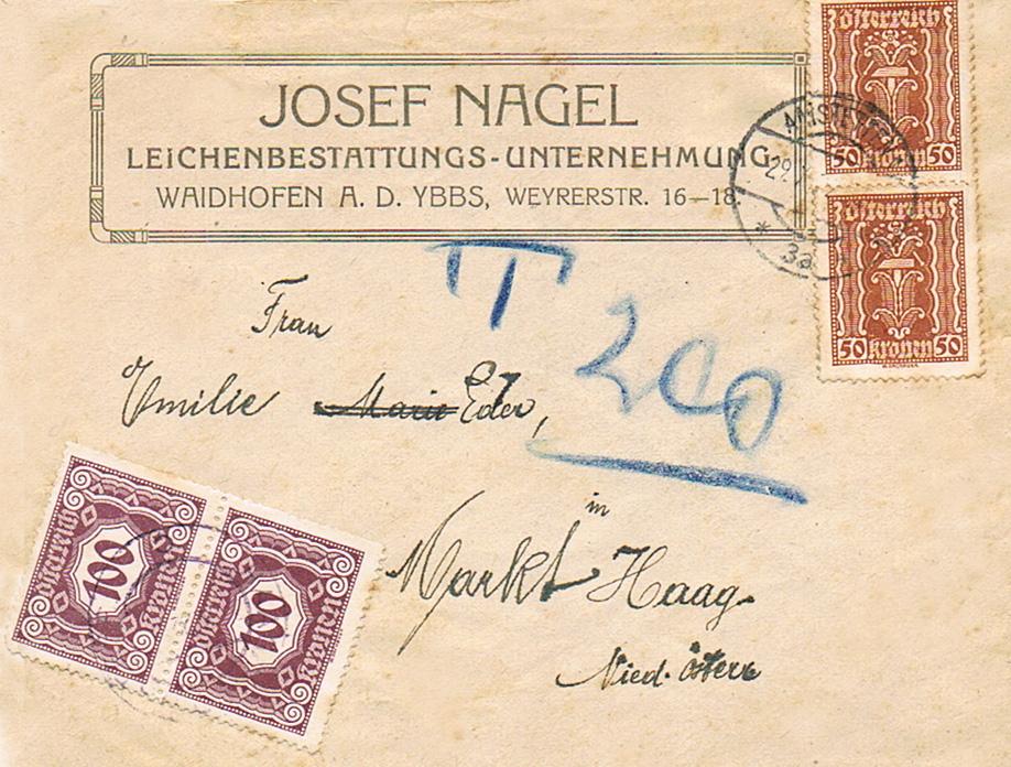 Inflation in Österreich - Belege - 1918 bis 1925 - Seite 20 Inf12