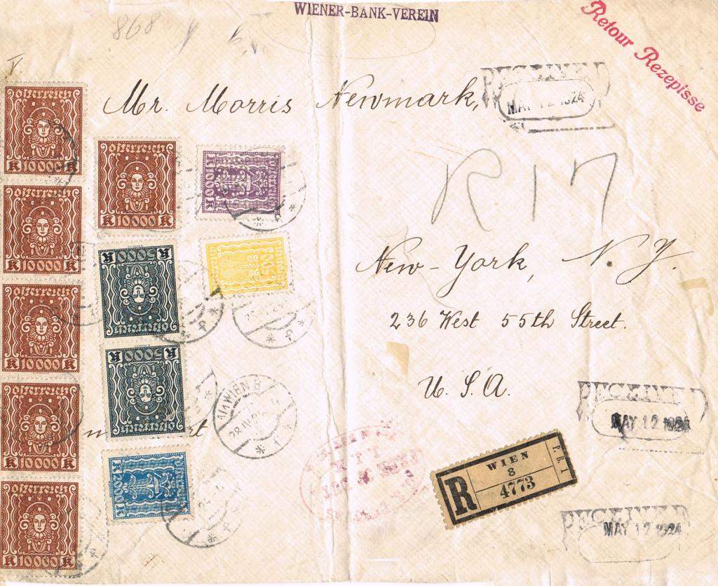 Inflation in Österreich - Belege - 1918 bis 1925 - Seite 21 Inf14