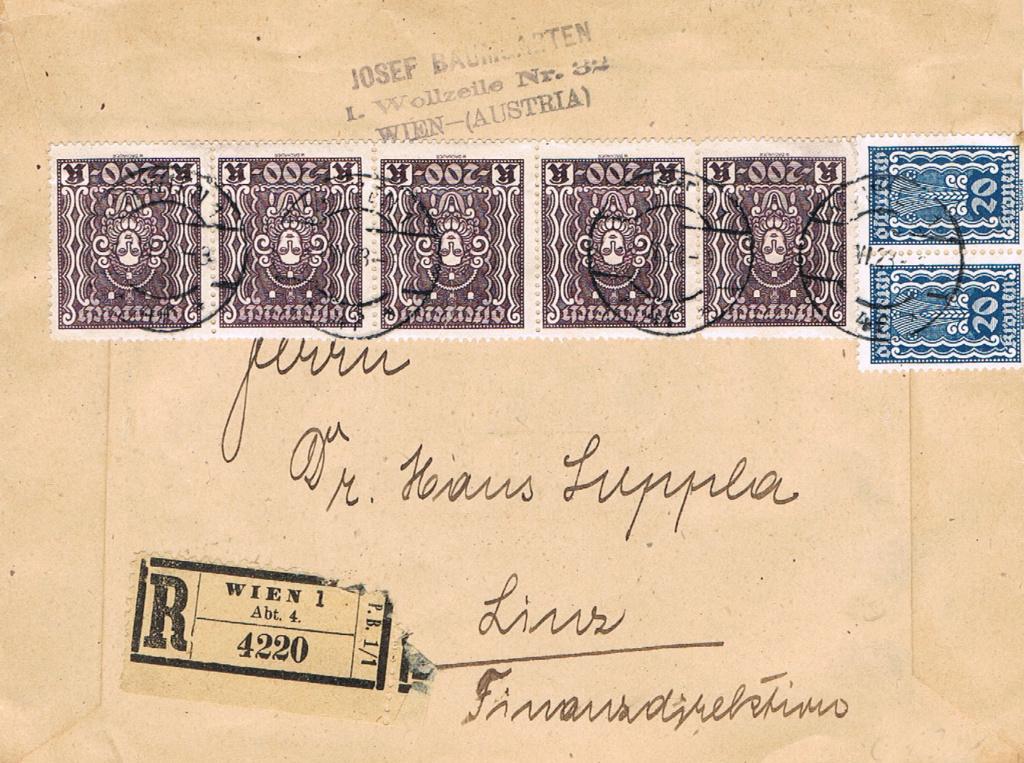 Inflation in Österreich - Belege - 1918 bis 1925 - Seite 21 Inf15
