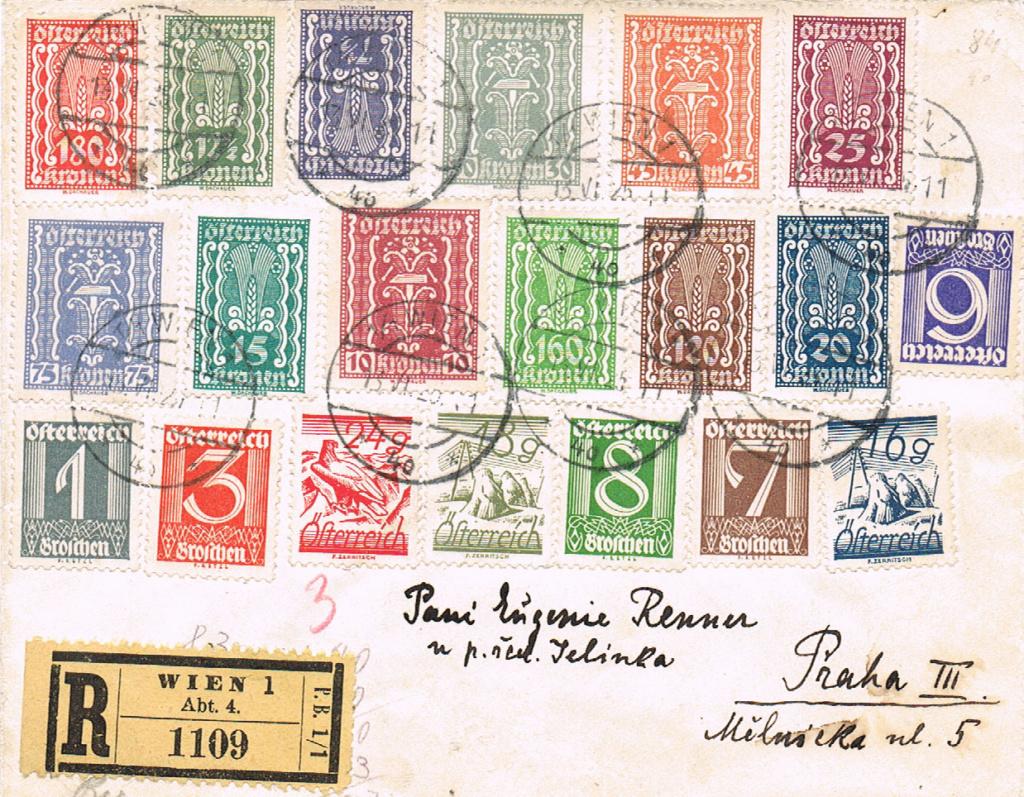 Inflation in Österreich - Belege - 1918 bis 1925 - Seite 21 Infl11