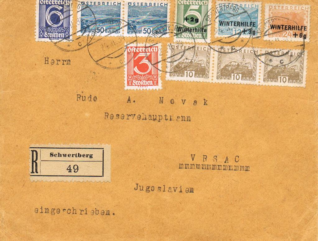 Österreich 1925 - 1938 - Seite 14 Jug10