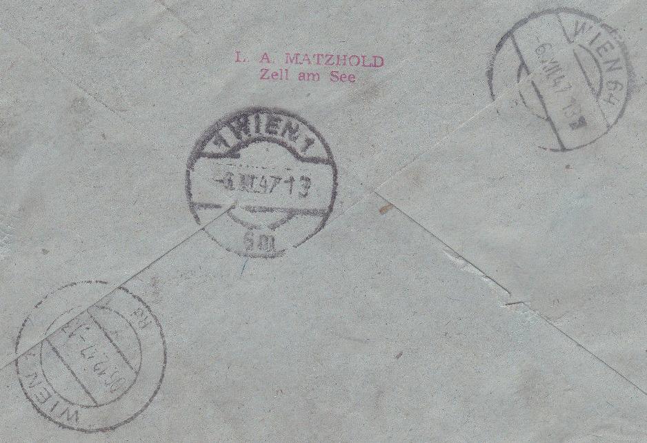 Sammlung Bedarfsbriefe Österreich ab 1945 - Seite 12 Kgh10