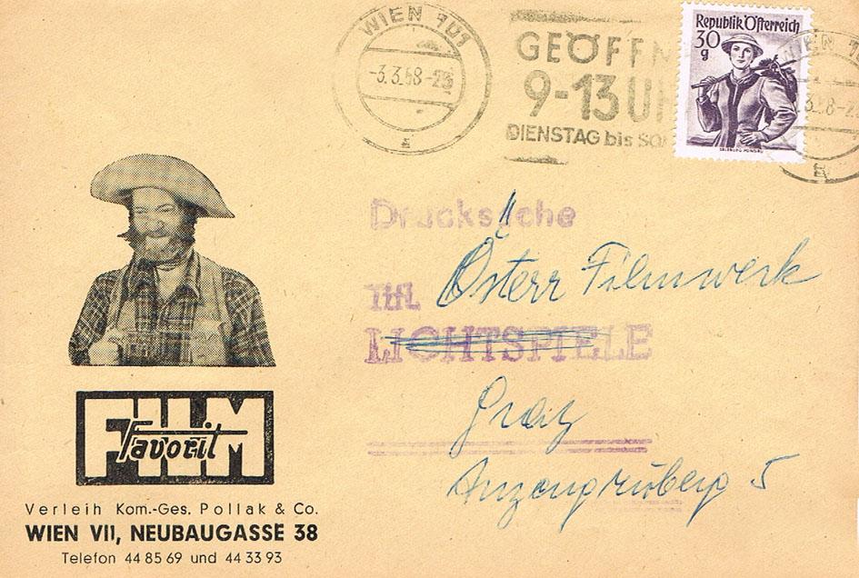 Werbeumschläge und -karten aus Österreich - Seite 6 Ki10
