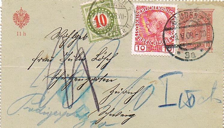 Kartenbriefe Kr11