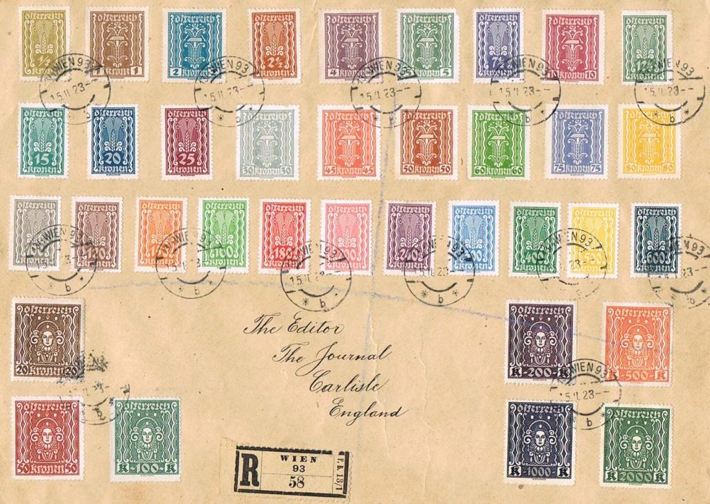 Inflation in Österreich - Belege - 1918 bis 1925 - Seite 19 Le11