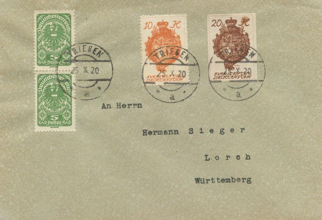 Inflation in Österreich - Belege - 1918 bis 1925 - Seite 19 Lichte11
