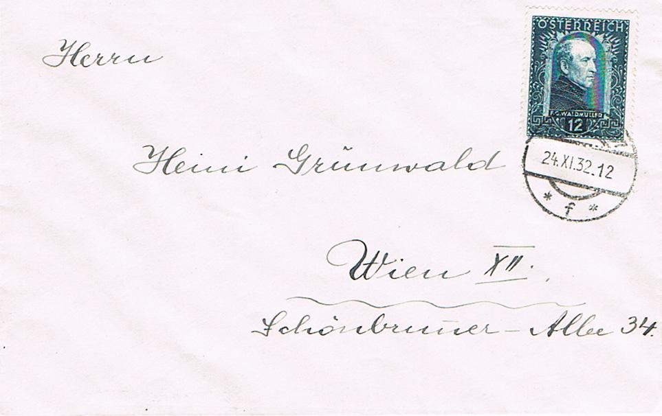 Österreich 1925 - 1938 - Seite 12 Ma12