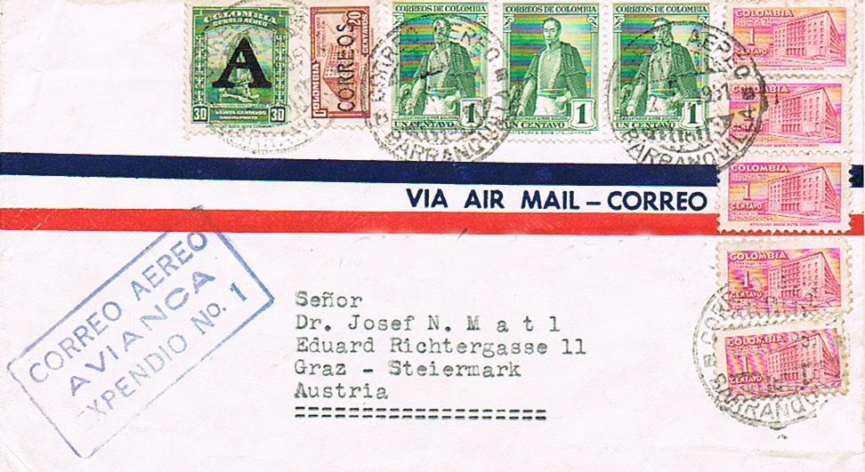 Flugpost nach Österreich - Seite 4 Me10