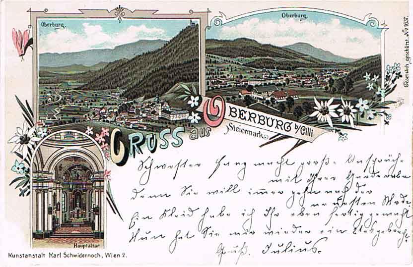 Oberburg bei Cilli Oberbu10