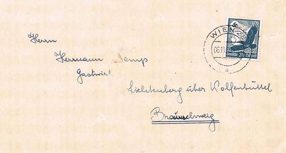Österreich im III. Reich (Ostmark) Belege - Seite 14 Om10