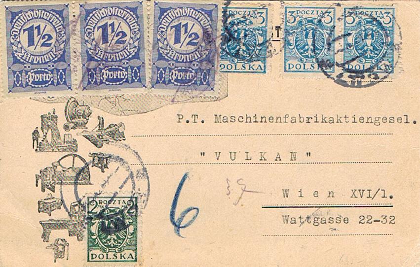 Inflation in Österreich - Belege - 1918 bis 1925 - Seite 18 P10