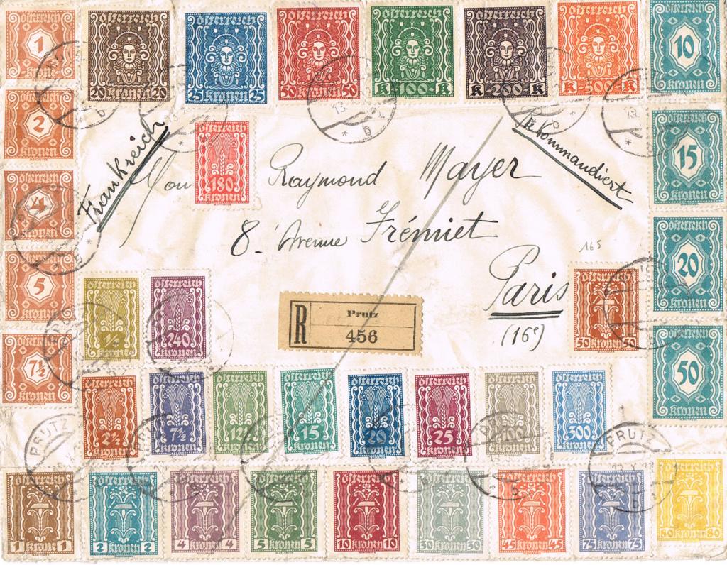 Inflation in Österreich - Belege - 1918 bis 1925 - Seite 21 Par10