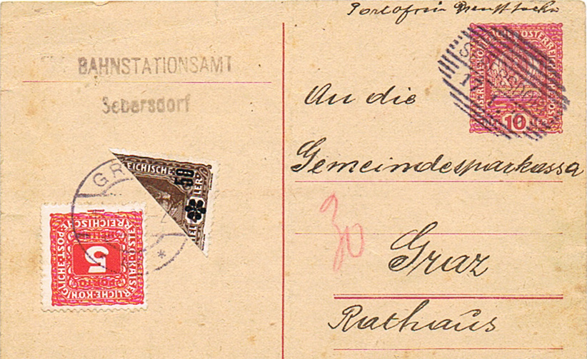 Inflation in Österreich - Belege - 1918 bis 1925 - Seite 19 Ph14