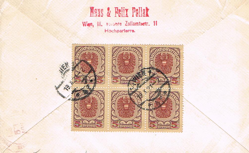 Inflation in Österreich - Belege - 1918 bis 1925 - Seite 17 Phr10