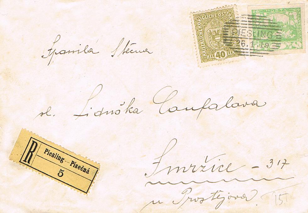 Inflation in Österreich - Belege - 1918 bis 1925 - Seite 17 Pie10