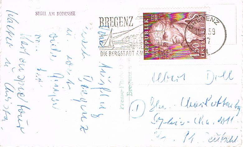 Sammlung Bedarfsbriefe Österreich ab 1945 - Seite 12 Pk11