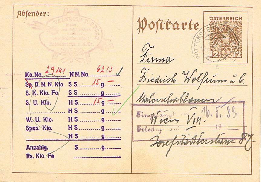Österreich im III. Reich (Ostmark) Belege - Seite 15 Pk12