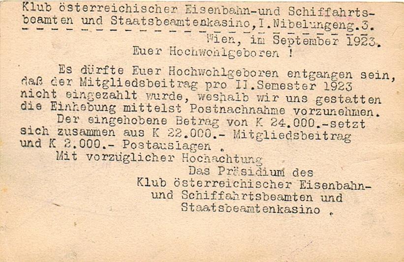 Inflation in Österreich - Belege - 1918 bis 1925 - Seite 20 Pkr10