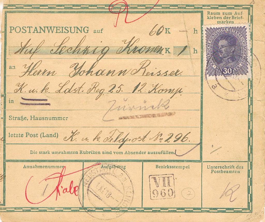 Inflation in Österreich - Belege - 1918 bis 1925 - Seite 22 Pw10