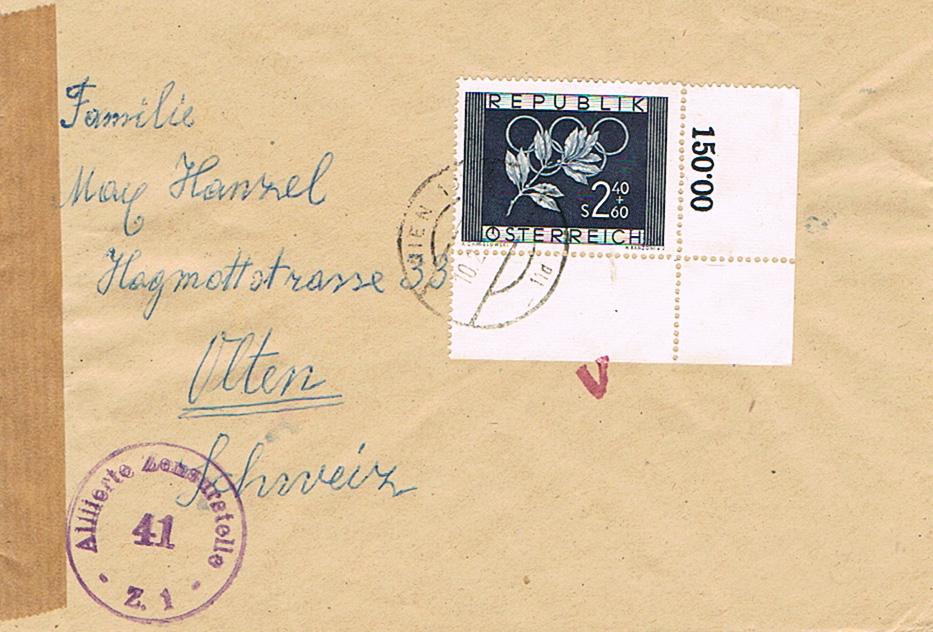 Sammlung Bedarfsbriefe Österreich ab 1945 - Seite 12 Rin10