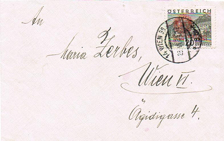Österreich 1925 - 1938 - Seite 12 Ro10