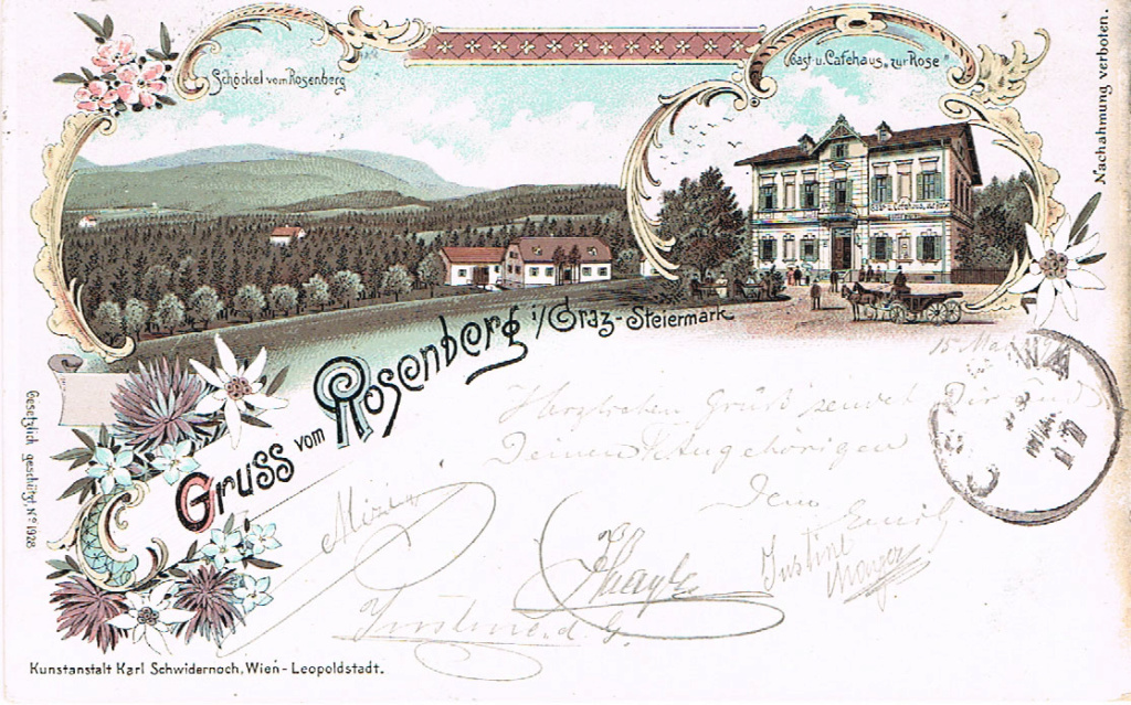 Rosenberg in Graz Rosenb10