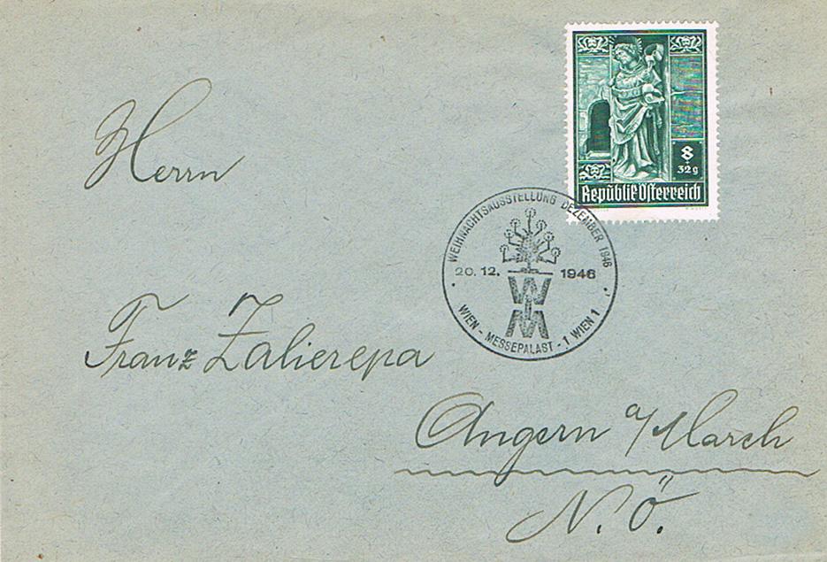 Sammlung Bedarfsbriefe Österreich ab 1945 - Seite 10 Sm10