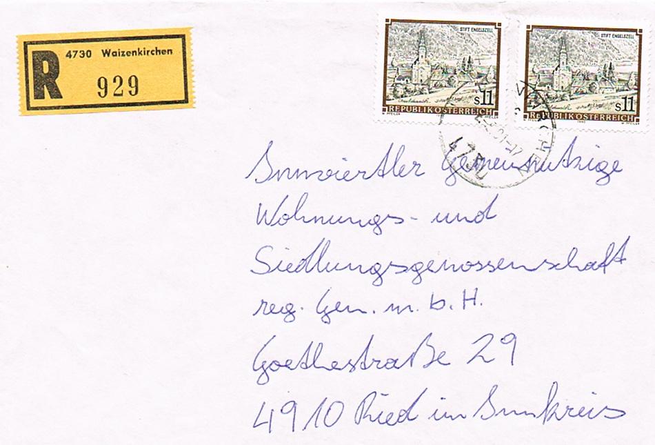 Stifte und Klöster - Belege St14