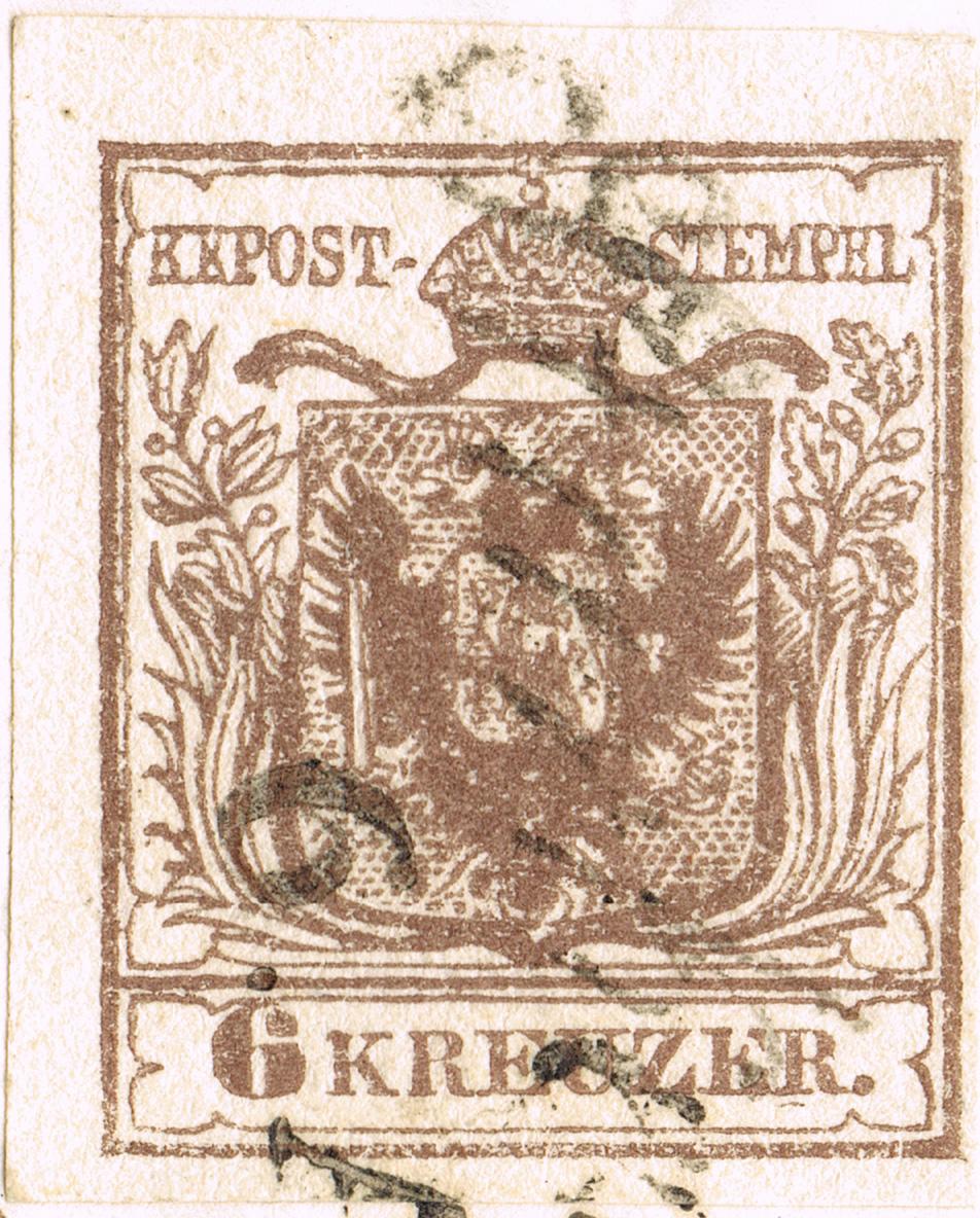 Die erste Österreichische Ausgabe 1850 - Seite 22 Starke11