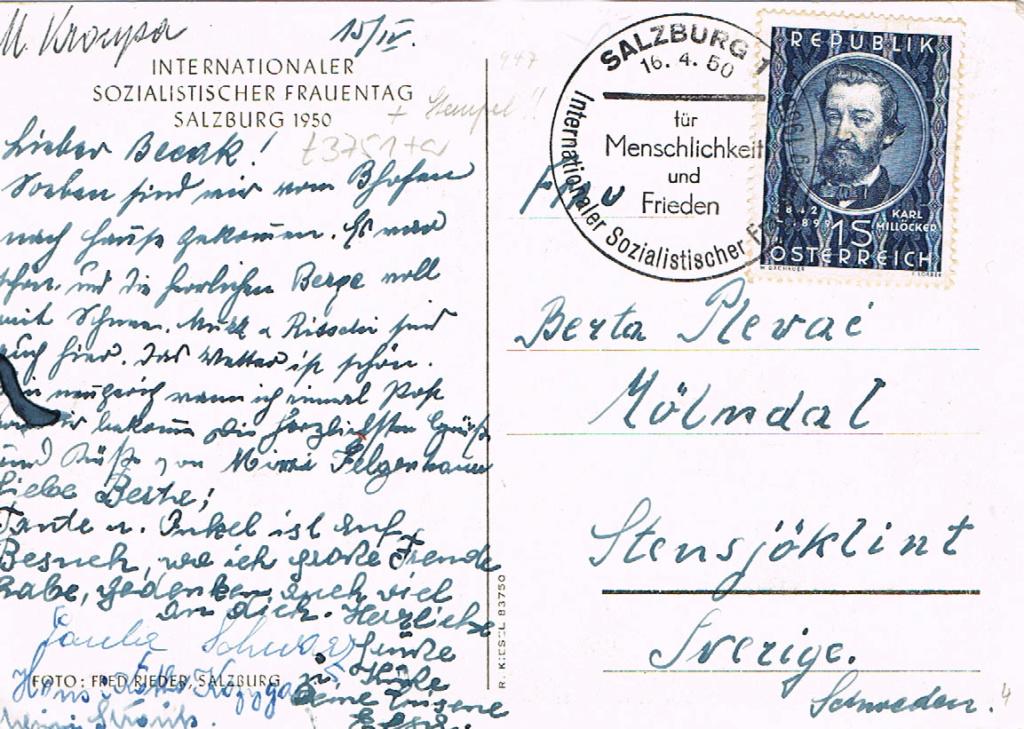Sammlung Bedarfsbriefe Österreich ab 1945 - Seite 9 Sw10